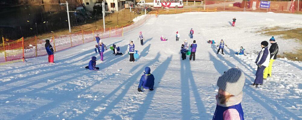 Półkolonia narciarska – II turnus w komplecie